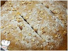 ΣΠΙΤΙΚΟ ΨΩΜΙ ΟΛΙΚΗΣ ΑΛΕΣΗΣ!!! | Νόστιμες Συνταγές της Γωγώς
