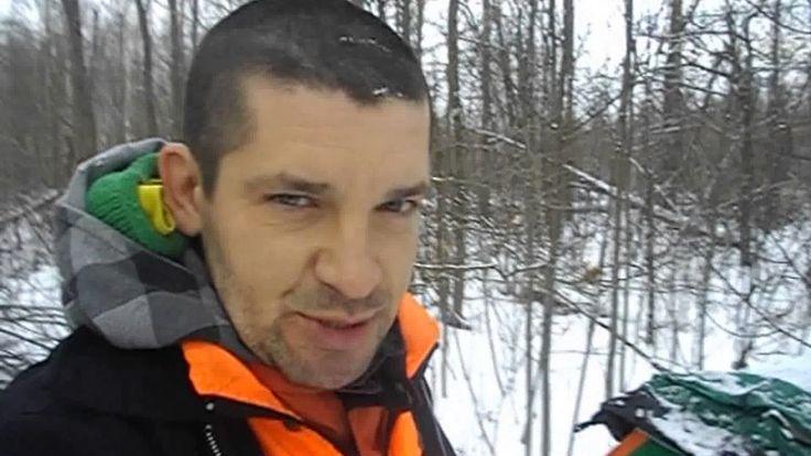 Где ночевать зимой в лесу. Как пользоваться палаткой А зима-то не за горами!!!  Для тех кому сейчас жарко и кто изнывает от знойного лета))   Крепитесь люди! Как выживают зимой в лесу...   Ночлег в минус 25 градусов рядом с автотрассой Минск - Москва.  #GrafAdventure #travel #RussiaTravel #ДмитрийВоронцов   Дмитрий Воронцов - путешественник и видеоблогер