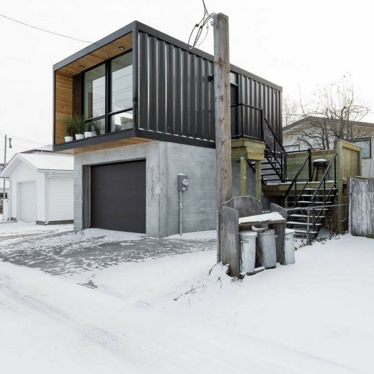 HO2 TINY SHIPPING CONTAINER HOME 282 best
