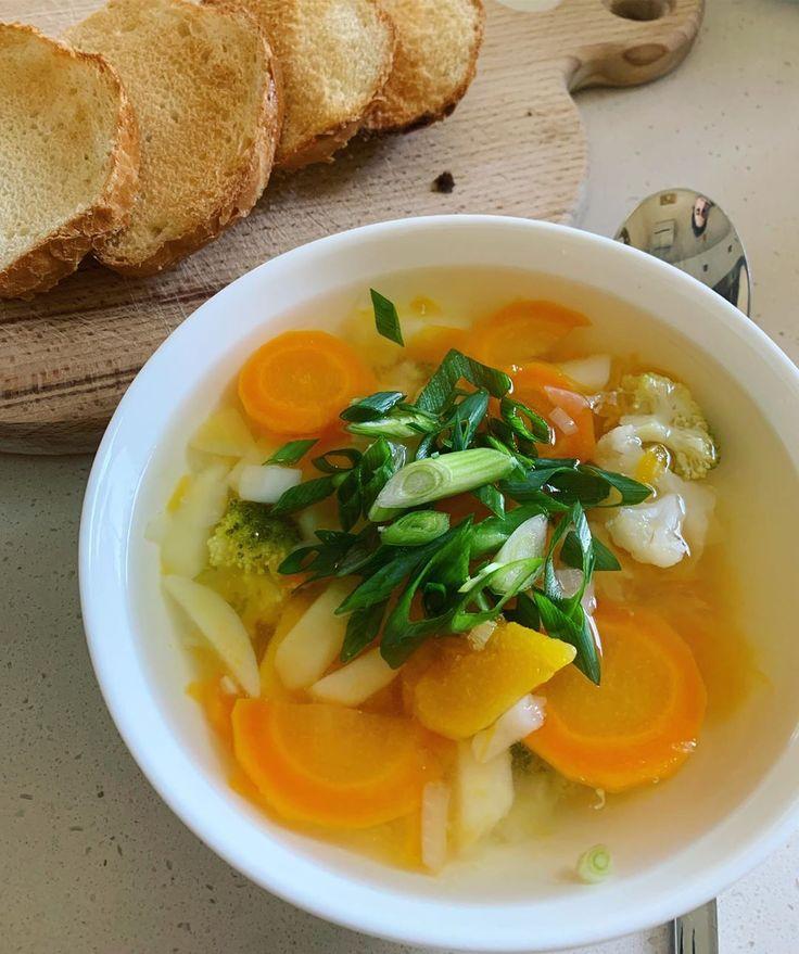 Пп Супы Для Похудения. Рецепты диетических супов