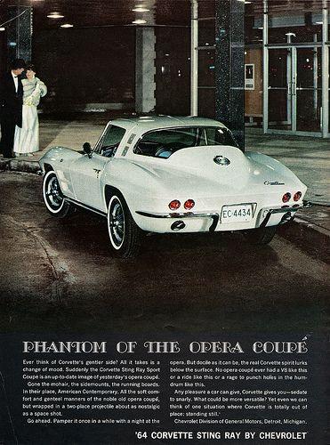 1964 Chevrolet Corvette Sting Ray Sport Coupe
