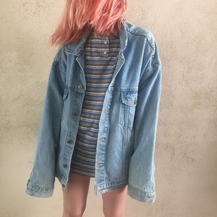 Striped tops and denim jackets up for grabs NOW in our #vintage new arrivals! Don't forget: LAST CHANCE for our flash sale on vintage tops deetz on the site!