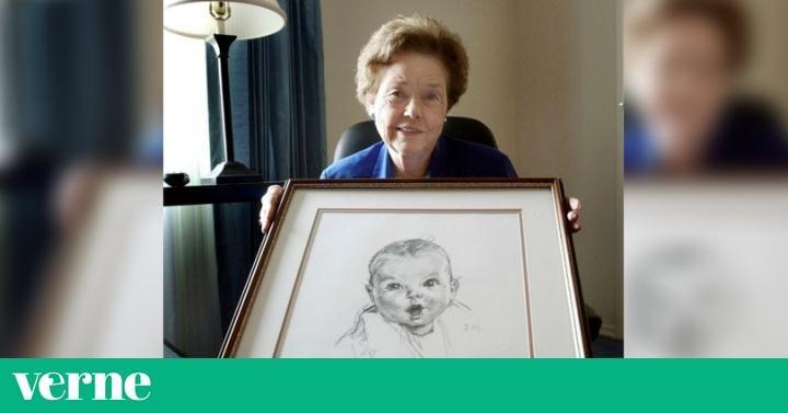 La #bebé Gerber es real y acaba de cumplir 90 años