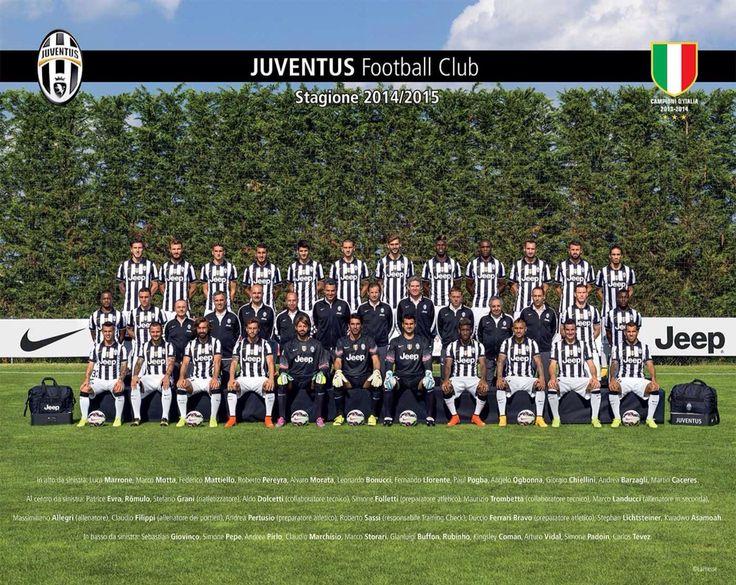 Juventus squad 2014/15