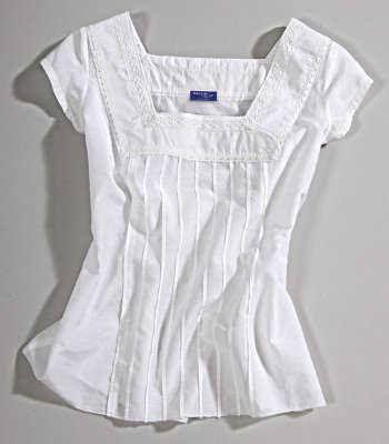 Resultado de imagen para blusa campesina