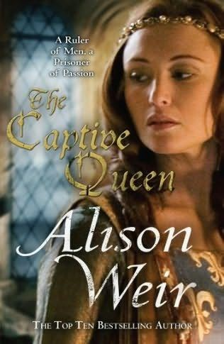 book cover of   The Captive Queen
