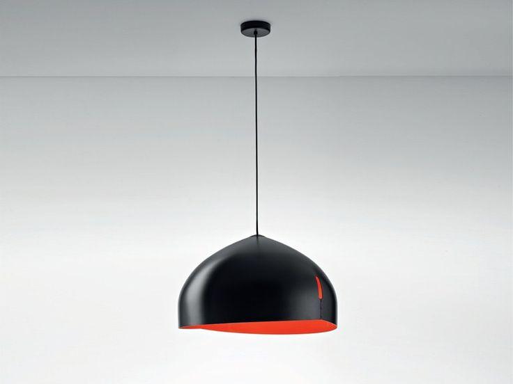 Luminária pendente de alumínio ORU F25 A03 by Fabbian design Vim