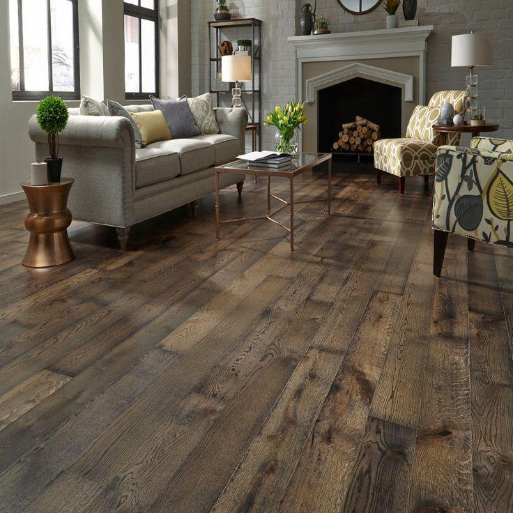 Best Distressed Hardwood Floors Ideas On Grey Hardwood Floor Colors Distressed Wood Floors House Flooring