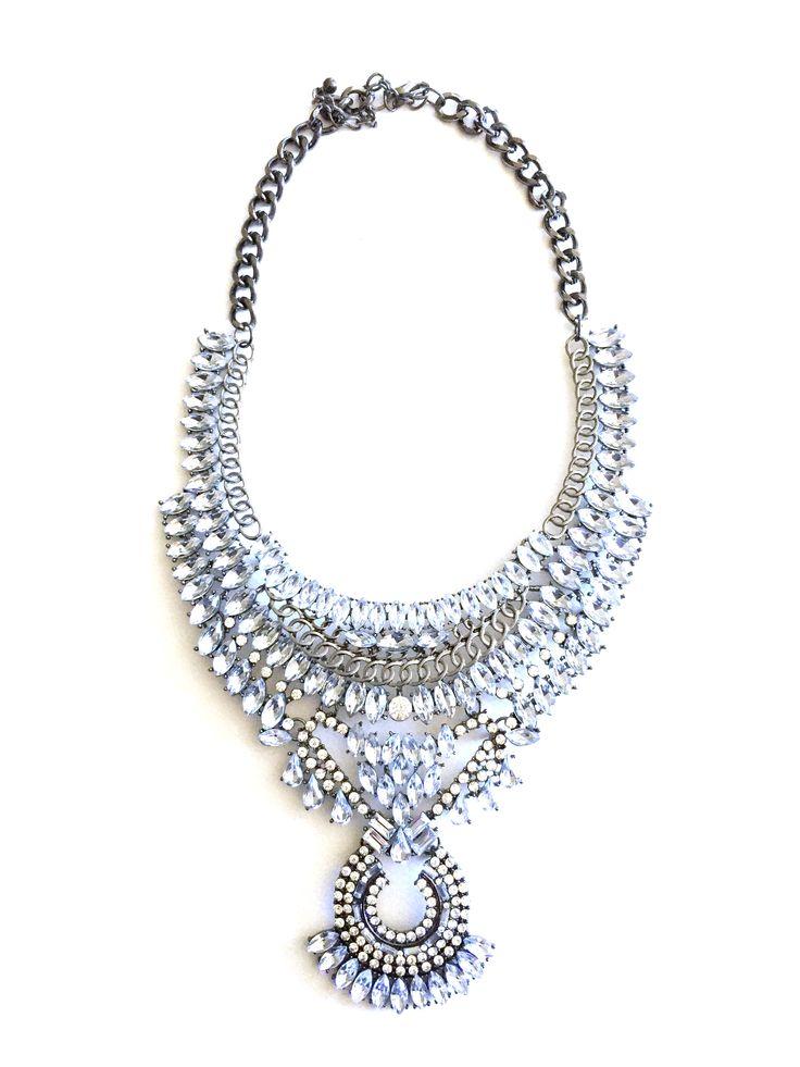EULA Necklace ---------------------- SHOP :: www.sparklyfix.com