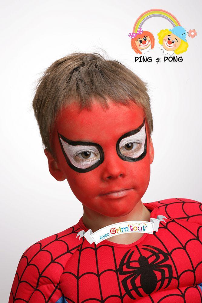 Face-painting-copii-spiderman-2