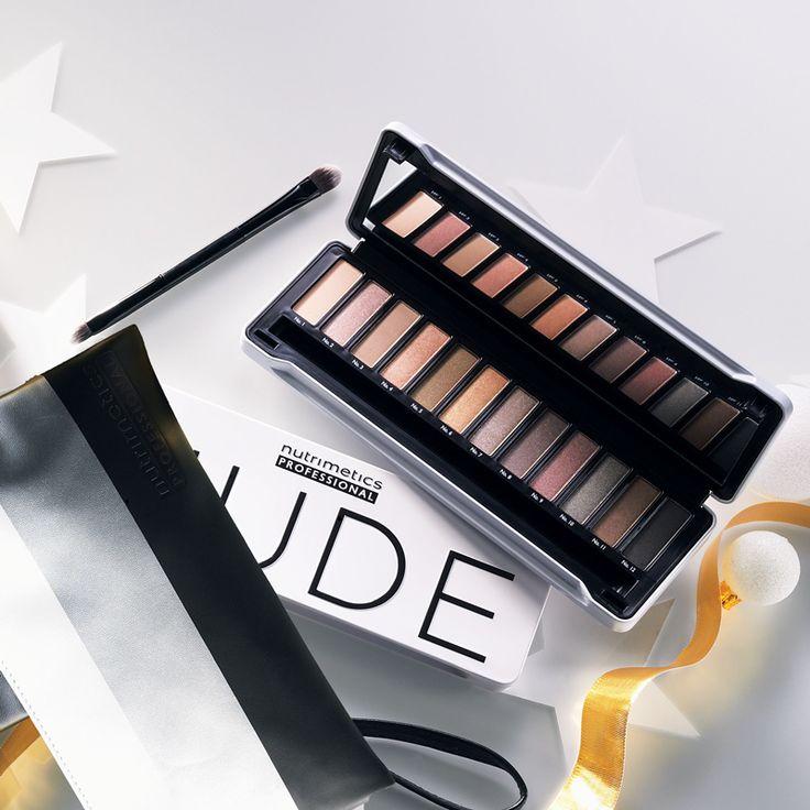 Professional Nude Eyeshadow Palette 18g