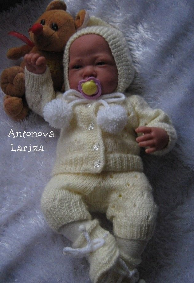 Antonio Juan and for dolls  16 inches Kit outfit  ( outfit only!)