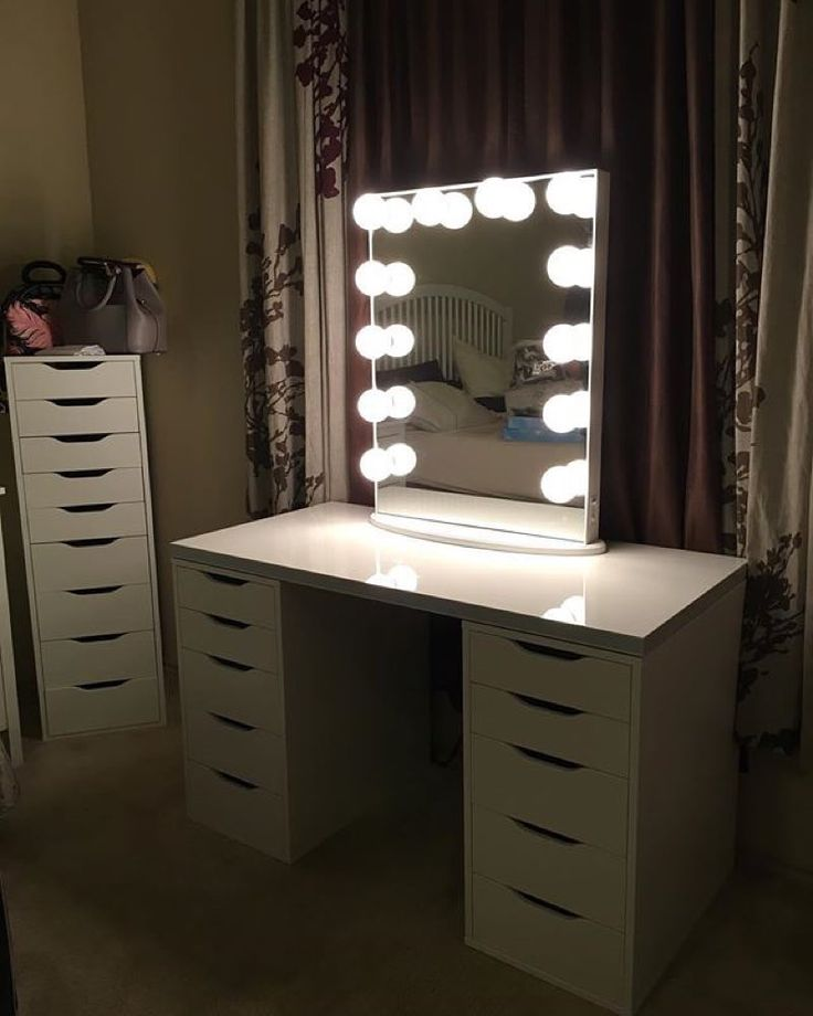 Best 25+ Makeup vanity with drawers ideas on Pinterest | Makeup ...