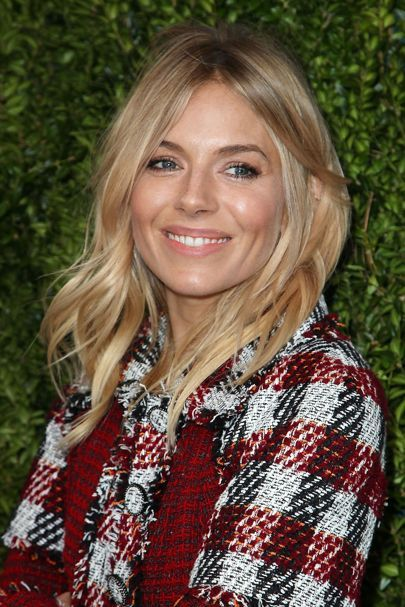 Sienna Miller Hair Styles & Beauty Look Book | Glamour UK
