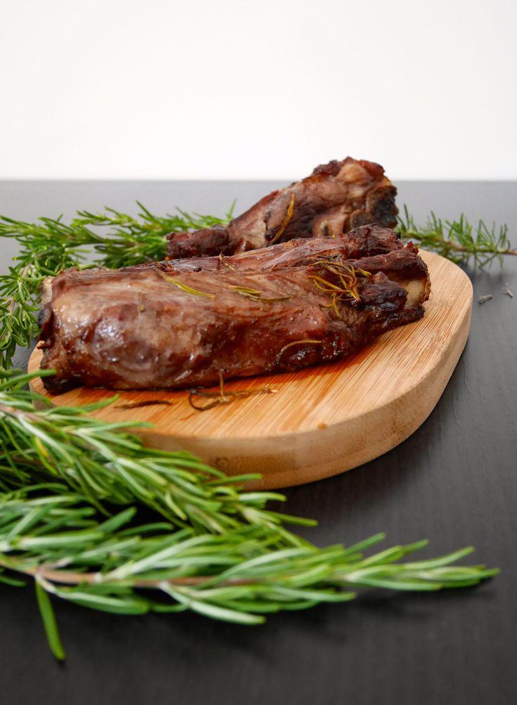 Puntine di maiale croccanti al forno | Mastercheffa