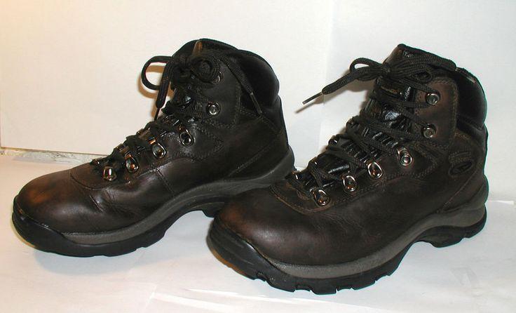 HI TEC MEN'S HIKING BOOTS BANDERA WP M SIZE 7 #HiTec #HikingTrail