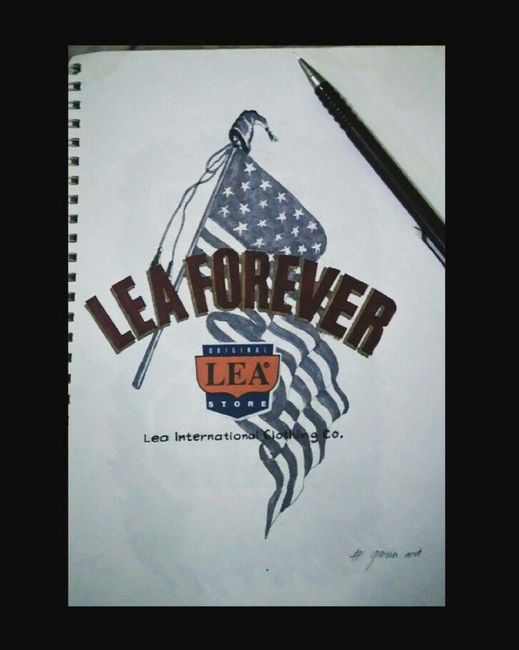 Design #leajeans
