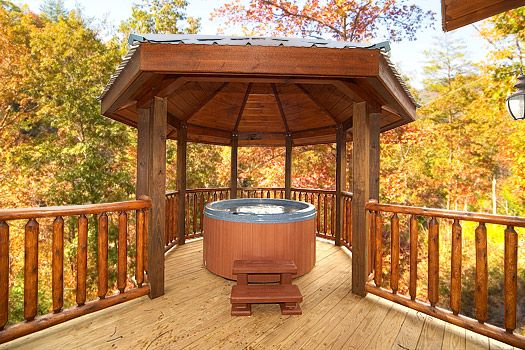 1000 images about hot tub idea on pinterest master for Cabin in gatlinburg with hot tub