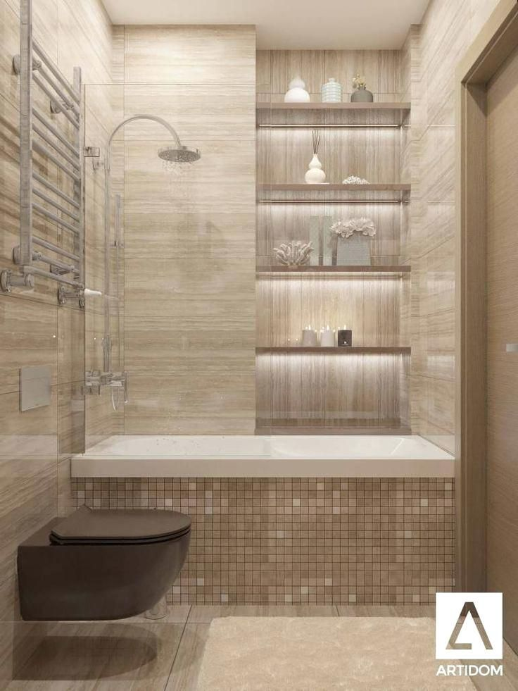 31 Amazing Small Bathroom Tub Shower Remodeling Ideas Don T Attempt To Fit In Each Thing T Bathroom Tub Shower Combo Bathroom Tub Shower Bathroom Design Small
