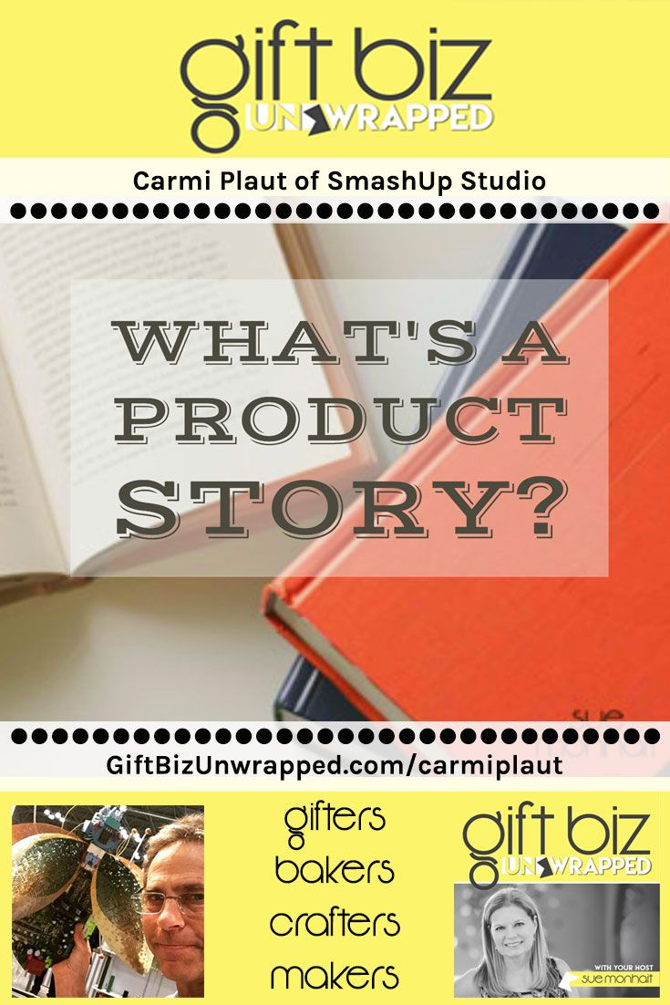 What's a product story? Only one of the best things you can do in your business. And it's free.   For your products, create a legend or fable about the entire line or each individual product. Adding stories calls attention to your products in a way that can't be easily copied and creates excitement. A pair of beautiful earrings are nice. A pair of beautiful earrings modeled after the ones a Disney princess wore that created magic is something else entirely.  Carmi gives great examples of how…