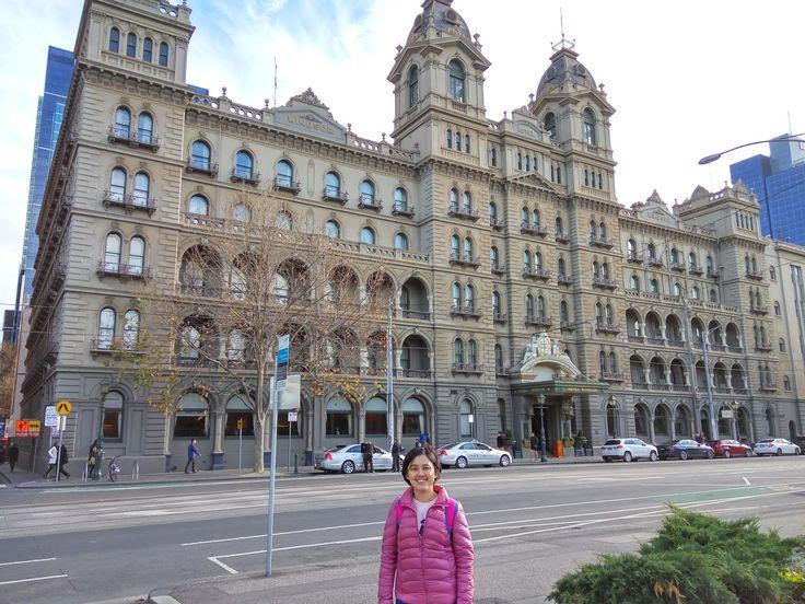 The Hotel Windsor, Victoria, Melbourne