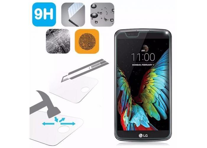 Guili Guili Fundas y Accesorios Para Smartphone: Mica Cristal Templado Lg Q10 Gorilla Glass 9h - Kichink!
