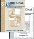 Traditional Logic I : An Introduction to Formal Logic - Memoria Press (Jonathan, second semester)