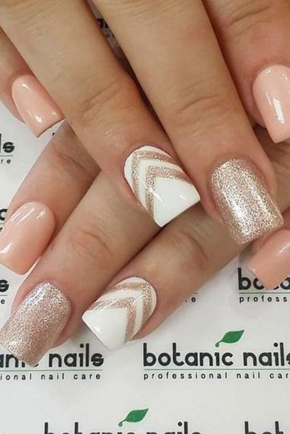 The 25 best spring nails ideas on pinterest spring nail art 10 gorgeous nail designs and colors to try out now prinsesfo Image collections