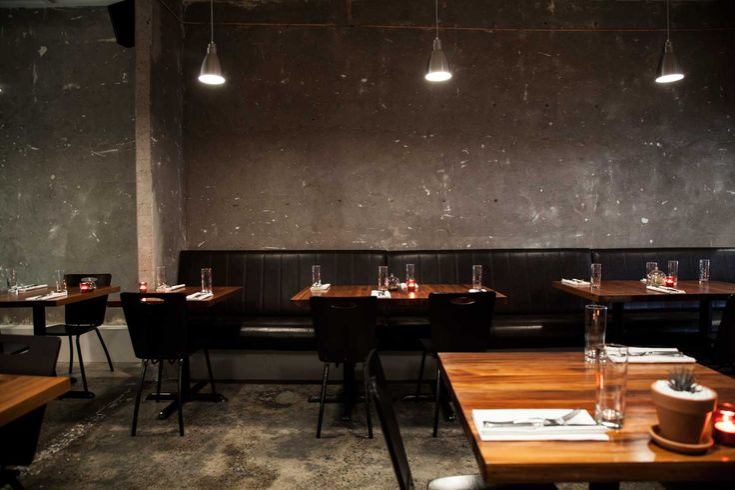 Dinner « Molten Restaurant and Wine bar