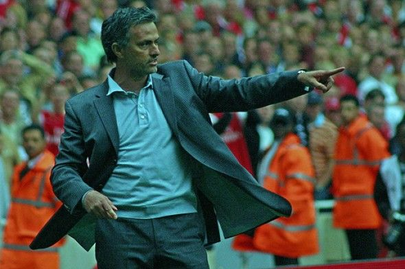 Top 10 Football Manager - Jose Mourinho. #DFK