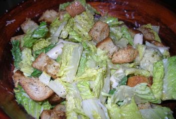 Συνταγές : Σαλάτα Caesar