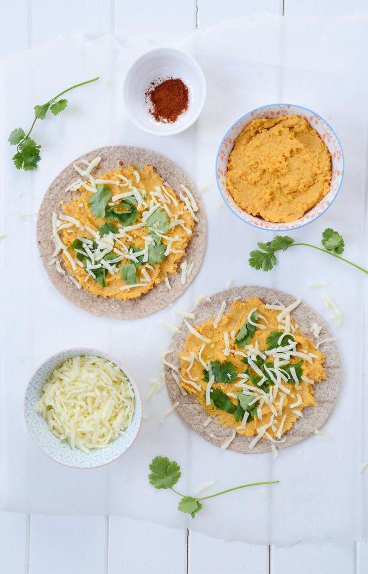 Recept van de week: hummus van zoete aardappel