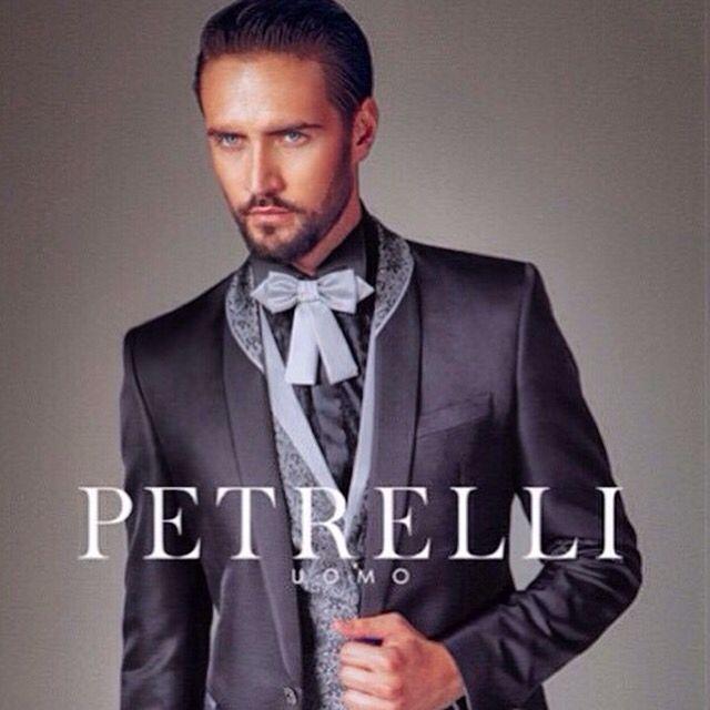 Alex Belli testimonial Petrelli Uomo 2015