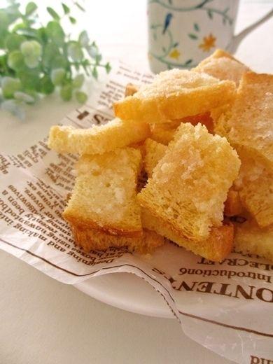 食パンラスク♪ by みっこ*mikkoさん   レシピブログ - 料理ブログの ...