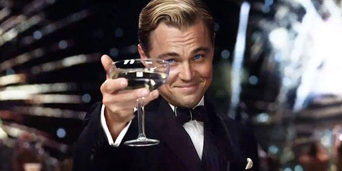 The Great Gatsby - Ο Υπέροχος Γκάτσμπι - Leonardo DiCaprio