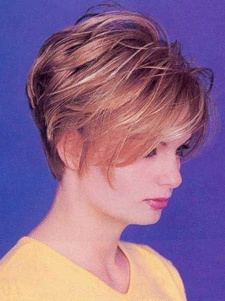 Cute Easy Hairstyles for Short Hair_7