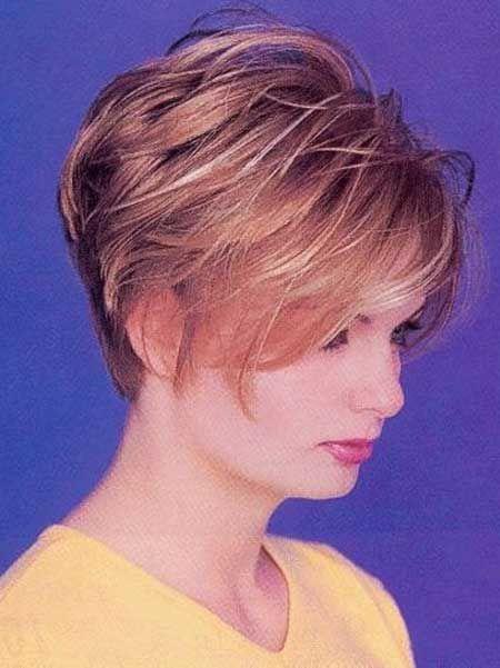 Cute Easy Hairstyles for Short Hair_7