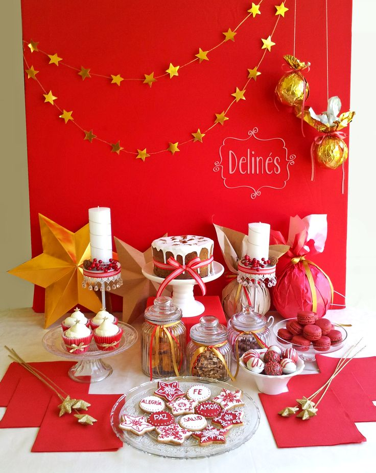 1307 best images about candy buffet and other goodies - Mesas dulces de navidad ...