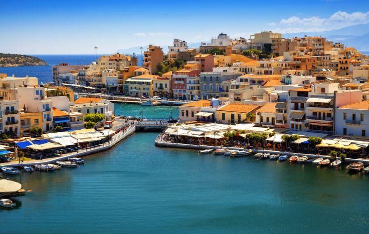 Gran #Tour #Creta di Gruppo 2017 + #Mare