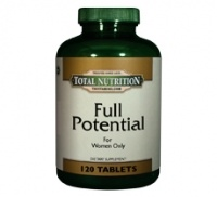 Full Potential For Women Only (HERS FORMULA) - 120 Tablets