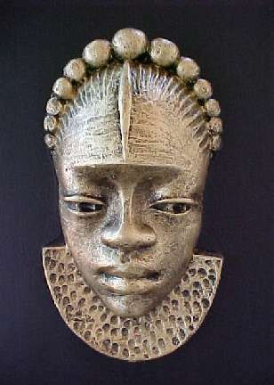 African Tribal Art Mask