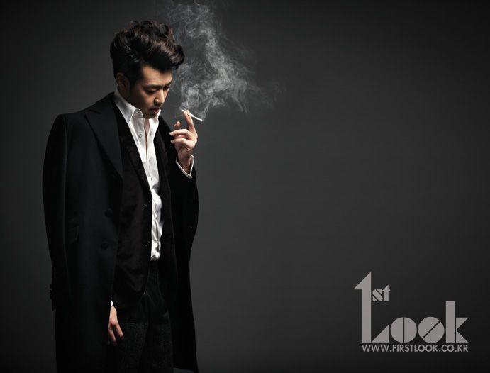 Lee Jong-hyuk // 1st Look