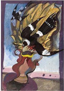 Swallows - (Dimitris Mytaras)