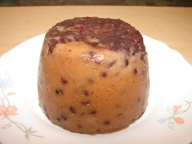 Glutinous Rice With Red Bean Paste, Walnuts, And Currants Recipe ...