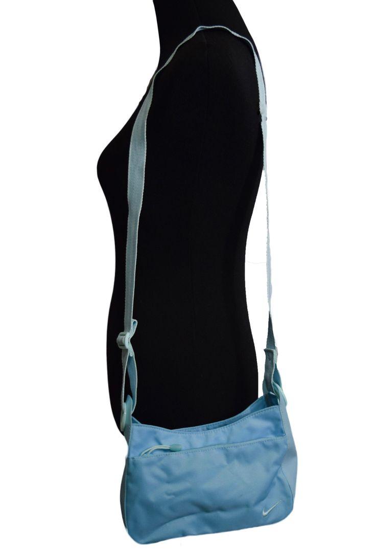 Blue Nike Handbag Shoulderbag