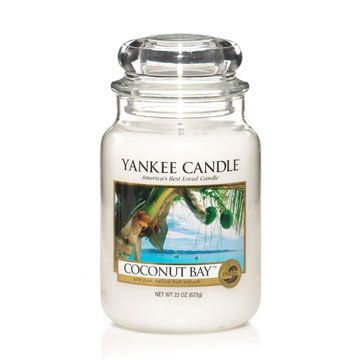 Coconut Bay - What's New - Yankee Candle