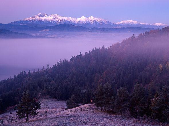 High Tatras, Slovakia