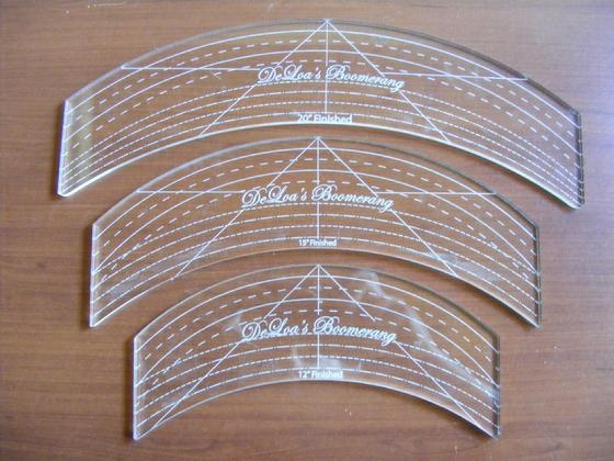 64 best longarm rulers and templates images on pinterest boomerang cross hatch rulers for long arm pronofoot35fo Choice Image