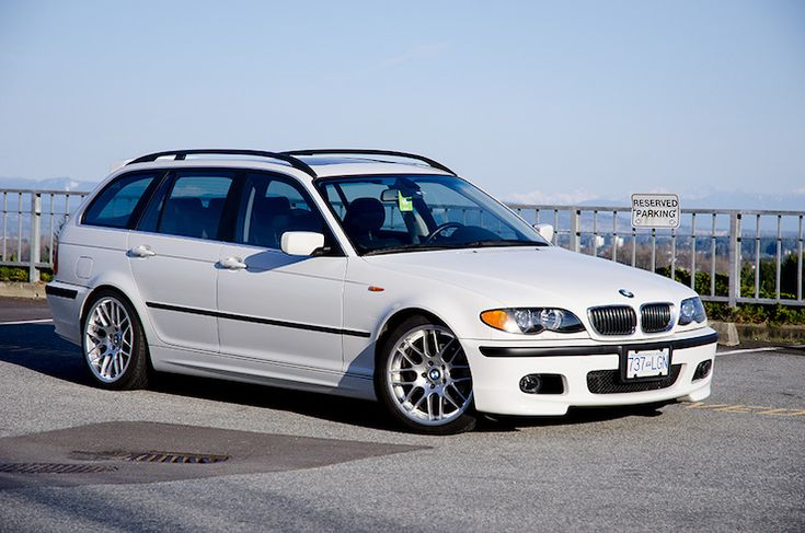 10 Awesome Reddit BMW Wagons No. 2: This supercharged E46 wagon - so much yes! Get parts for your BMW here: http://www.eurosporttuning.com/bmw.html