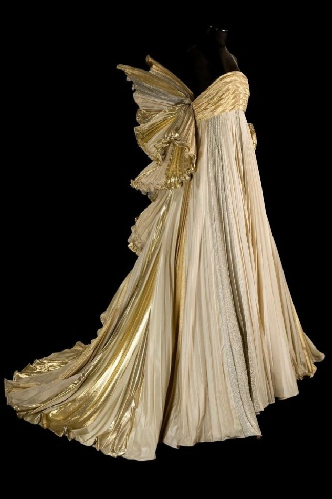 Roberto Capucci, 'Angelo d'Oro' gown, 1987